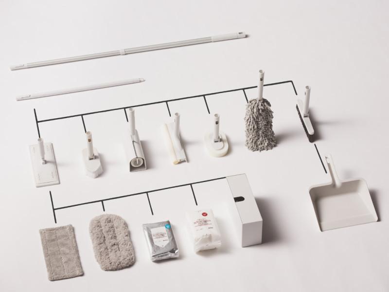 無印良品で購入できる便利で使いやすい掃除・洗濯用品のまとめ